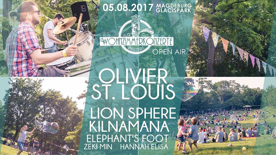 Open Air Line Up